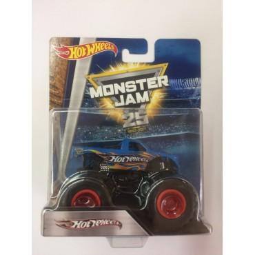 """Машина-внедорожник Mohawk Warrior Monster Jam"""" Hot Wheels, BHP37"""