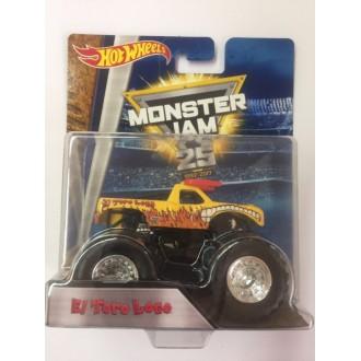 "Машина-позашляховик ElToroLoco серії ""Monster Jam"" Hot Wheels, BHP37"