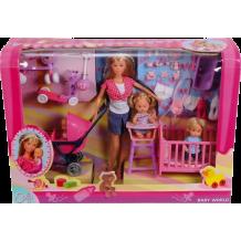 """Игровой набор Штеффи Steffi Love """"Детский мир"""", 5736350"""