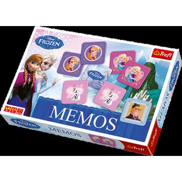"""Гра серії Memos """"Крижане серце"""", 01209"""