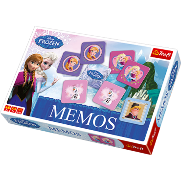 """Игра серии Memos """"Холодное серце"""", 01209"""