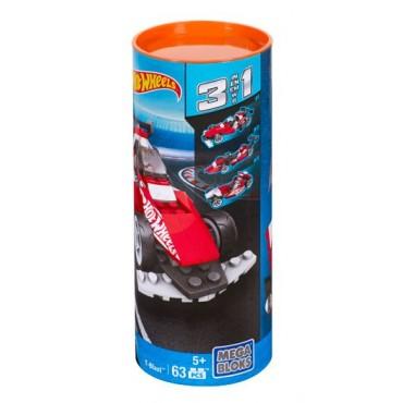 "Mega Bloks Набір конструктора ""Збудуй тачку"" Hot Wheels, CNF38/CNF39"