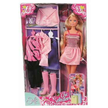 Кукла Штеффи Steffi Love Шикарный гардероб, 5733450