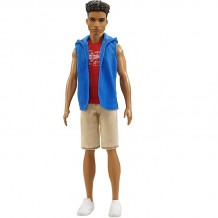 Кукла Barbie Кен Модник, DMF41