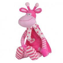 "Мягкая игрушка ""Розовая жирафа"", 1194"