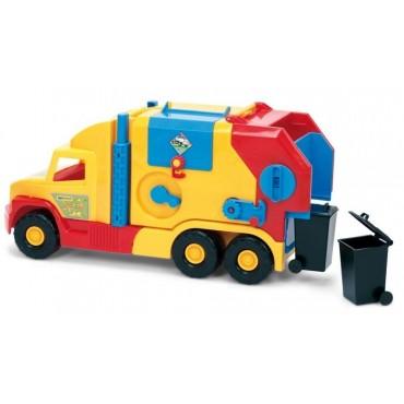 Super Truck Мусоровоз, 36580