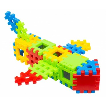 Игрушка конструктор Тигрес Поеднайко 26 элементов, 39199