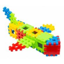 Іграшка конструктор Тигрес Поєднайко 26 елементів, 39199