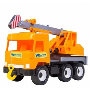 Машина Wader Middle truck Кран city, 39313