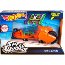 "WotWheels Twisted Cycle серії ""SpeedWinders"", DPB66"