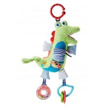 "Развивающая мягкая игрушка Fisher Price ""Аллигатор"", DYF89"