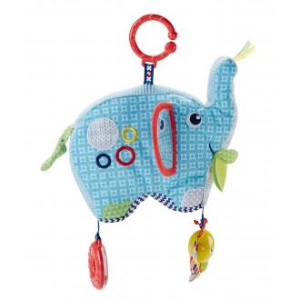 """Розвиваюча м'яка іграшка Fisher Price """"Слон"""", DYF88"""