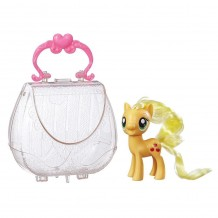 Пони My little Pony в сумочке: Рарити, B8952/B9827