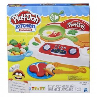 """Набір Play-Doh """"Весела кухня"""", B9014"""