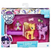 "Набор дружбы My little Pony ""Принцесса Твайлайт и Эпплджек"", B9848/B9160"