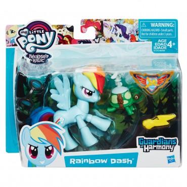 """Фігурка My little Pony """"Рейнбоу Деш"""" серії """"Захисники Гармонії"""", B7295/B6008"""