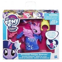 """Фигурка пони-модница My little Pony """"Принцесса Твайлайт Спаркл"""", B9623/B8810"""