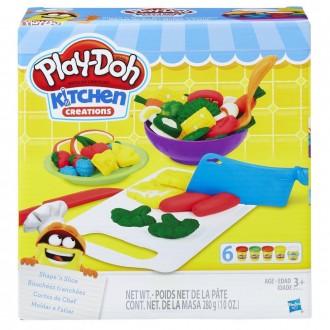 """Набір Play-Doh """"Нарізай та рубай"""", B9012"""
