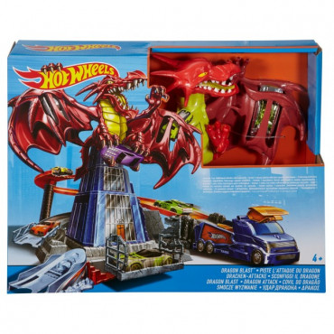 "Трек ""Атака дракона"", Hot Wheels, DWL04"