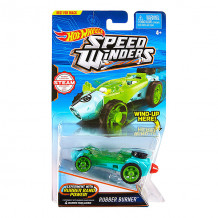 "Машинка Hot Wheels ""Турбо швидкість"" Rubber Burner, DPB70/DPB71"