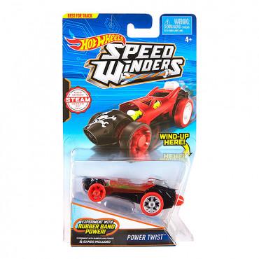 "Машинка Hot Wheels ""Турбо скорость"" Power Twist, DPB70/DPB75"