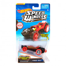 "Машинка Hot Wheels ""Турбо швидкість"" Power Twist, DPB70/DPB75"