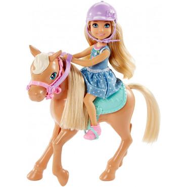 """Кукла """"Челси и пони"""", DYL42"""