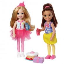 Кукла Челси двупак, DYL39/DYL41
