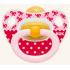 Соска-пустышка NUK Happy Kids, 6-18 мес, 733607