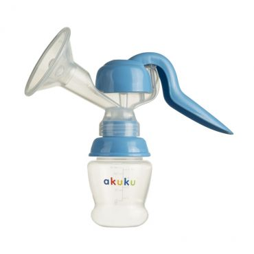 Молоковідсмоктувач ручний синий, akuku, A0298