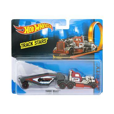 Вантажівка-трейлер Turbo Beast, BFM60