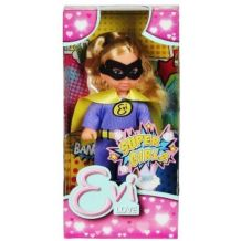 """Лялька Еві """"Супер дівчатка"""", 12 см, 5733013"""