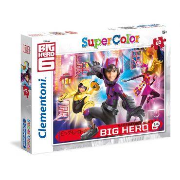 """Пазл Maxi SuperColor Clementoni """"Місто героїв"""", 60 ел., 26926"""