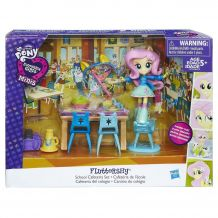 My Little Pony Дівчата Еквестріі «Шкільне Кафе Флаттершай» B7794/B4910