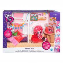 "My Little Pony Девушки Еквестрии ""Пижамная вечеринка. Спальня Пинки Пай"" B8844/B8824"