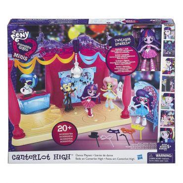 """My Little Pony Дівчата Еквестріі """"Школа Кантерлота. Танцювальний набір"""" B6475"""