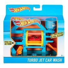 """Ігровий набір """"Турбо-автомийка"""", Hot Wheels, DWK99/DWL00"""