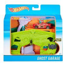 """Игровой набор """"Призрачный гараж"""", Hot Wheels, DWK99/DWL03"""
