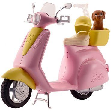 "Набір Barbie ""Мопед Барбі"", DVX56"