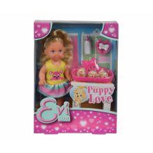 """Кукольный набор Эви """"Маленькие любимцы"""", 12 см, 5733041"""