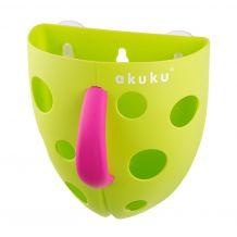 Корзина для іграшок для купання на присосках akuku, A0346