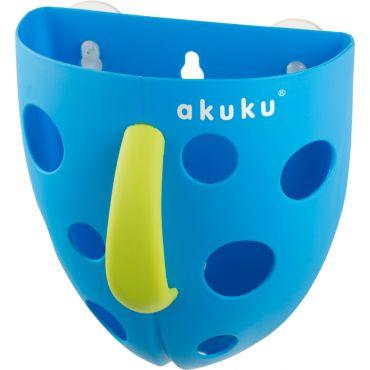 Корзина для игрушек для купания на присосках akuku, A0346