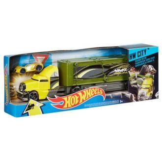 """Hot Wheels Вантажівка """"Шалене зіткнення"""", Y1868"""