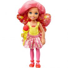 Кукла Barbie Челси Фея-конфетка из Дримтопии, DVM87/DVM90
