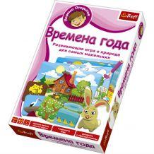 """Настольная игра """"Времена года"""" серии """"Первые открытия"""", 01104"""