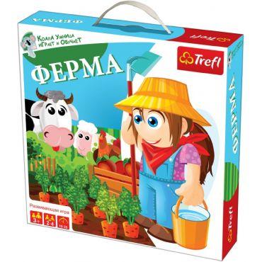 """Настільна гра """"Ферма"""", 01011"""