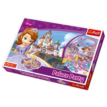 """Настільна гра """"Вечірка в палаці"""", 01220"""