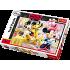 """Пазл """"Післяобідні розваги"""" персонажі Disney, 160ел., Trefl, 15237"""