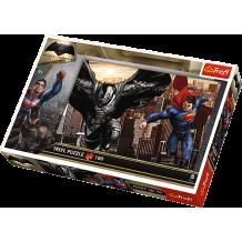 """Пазл """"Бетмен проти Супермена"""", 160ел., Trefl, 15332"""