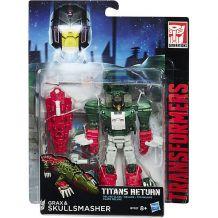 Трансформер Titans return - Grax&Skullsmasher, B7762